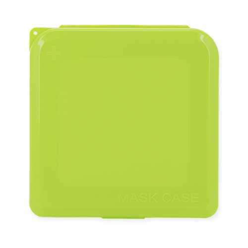 Portamascaretes  polipropilè verd